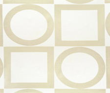 4007-01 Summer Square Sand – Victoria Hagan Fabric